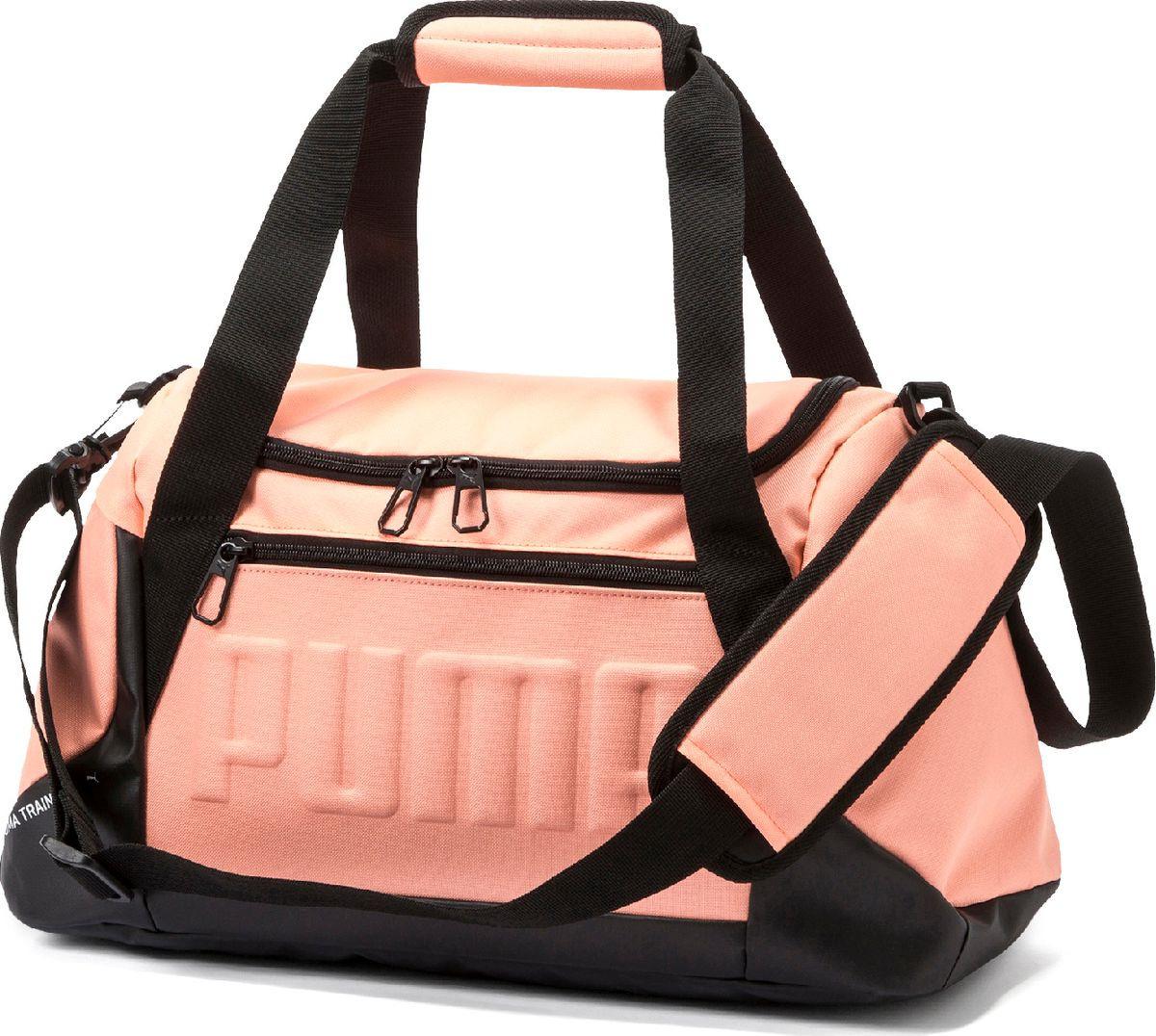 3f9e2493da1f Сумка Puma GYM Duffle Bag S, 07573903, персиковый — купить в интернет-магазине  OZON.ru с быстрой доставкой