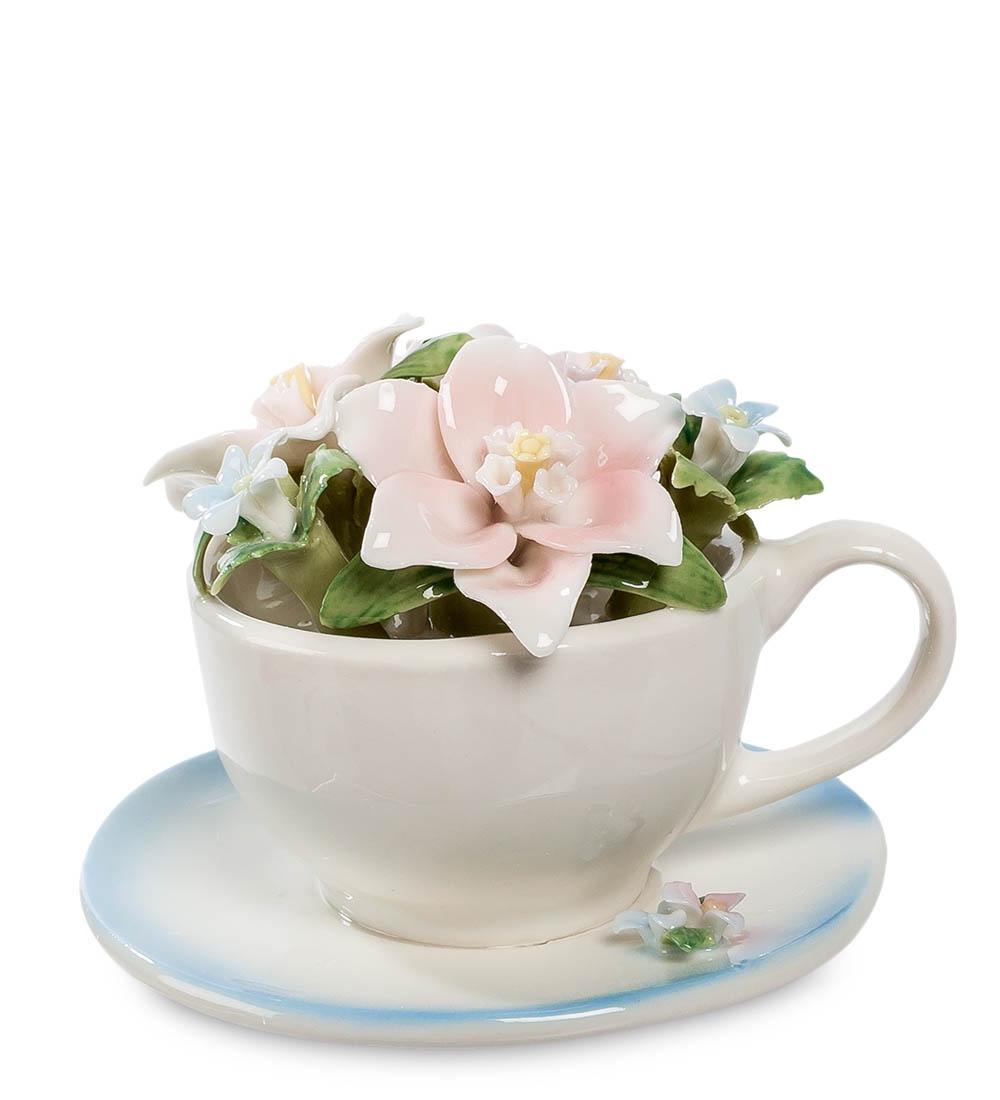 Композиция Pavone чаша Весенние цветы, 106063 #1