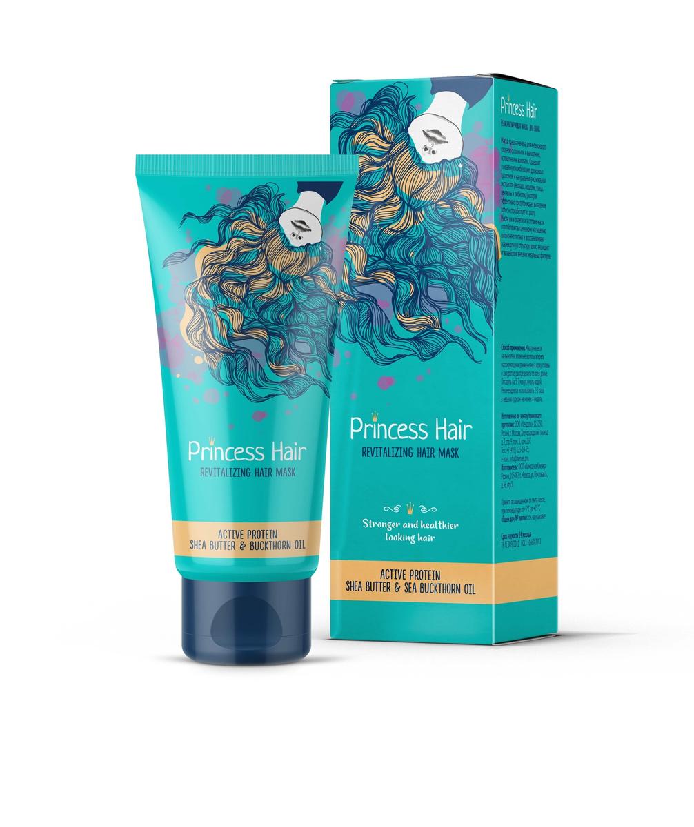 """Princess Hair (""""Принцесс хэйр"""") маска для роста, укрепления и питания волос  #1"""