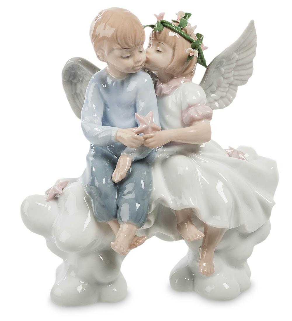 Фигурка декоративная Pavone Два ангелочка  JP-22/ 3, 10126 #1
