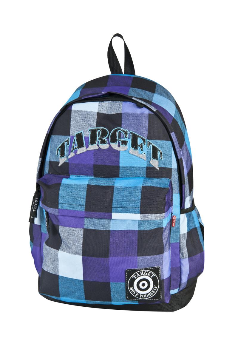 83532d55fc4f Рюкзак Target VIOLET + Пенал, голубой, черный, фиолетовый — купить в  интернет-магазине OZON.ru с быстрой доставкой