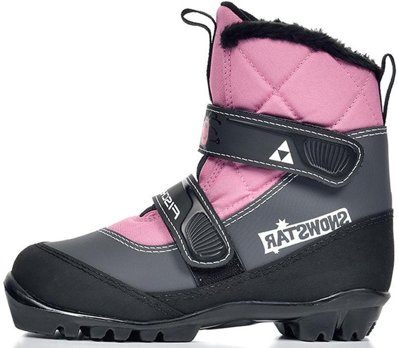 4a8705098 Лыжные ботинки детские Fischer