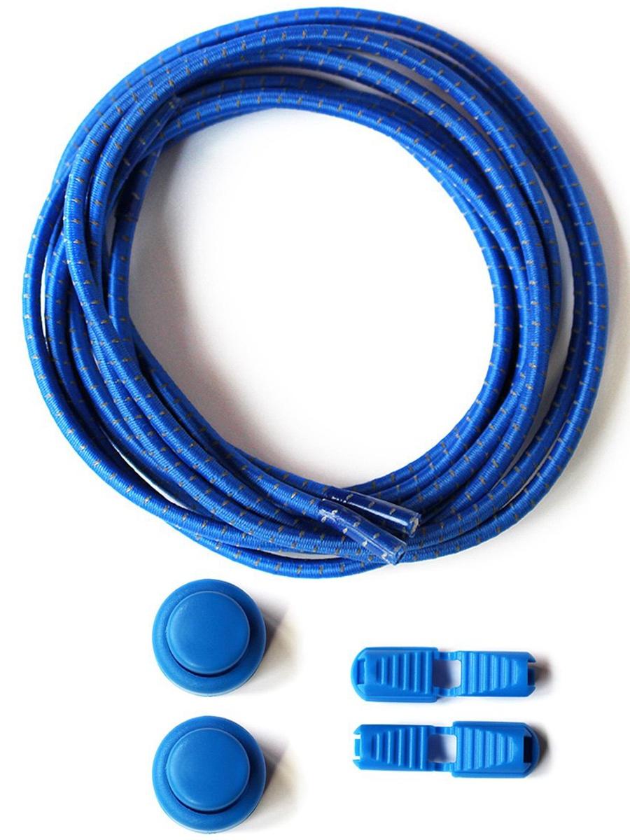 Шнурки Lumo LM-LL-05, синий #1