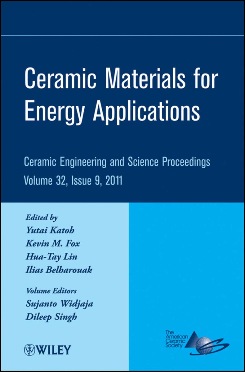 Ceramic Materials For Energy Applications купить в интернет магазине Ozon с быстрой доставкой