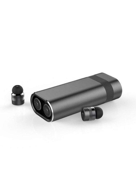 Беспроводные наушники Earbuds  A8 5.0 PB Black #1