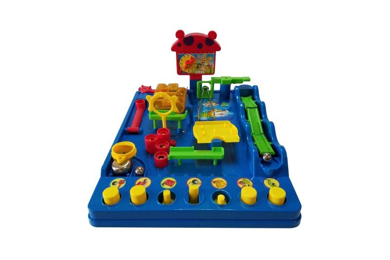 Настольная игра Icoy Toys Приключения шарика #1