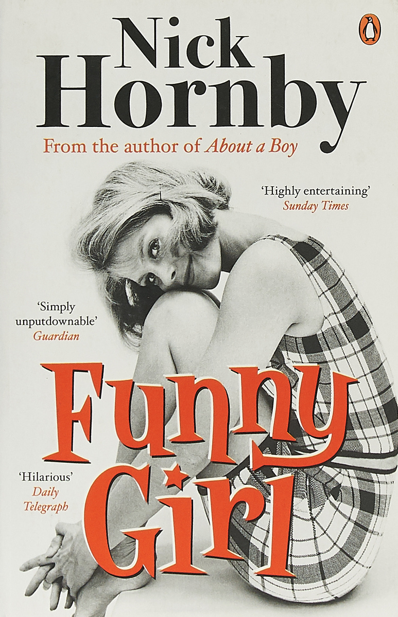 Funny Girl | Хорнби Ник #1