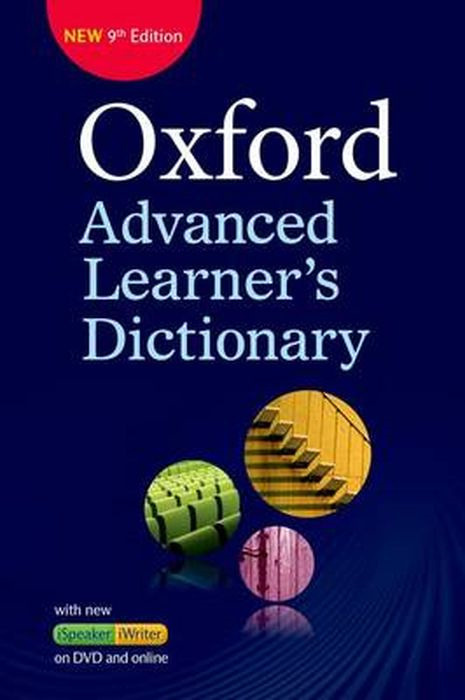 Oxford Advanced Learner's Dictionary (9TH EDITION): Paperback with DVD and Online Access Code | Хорнби #1