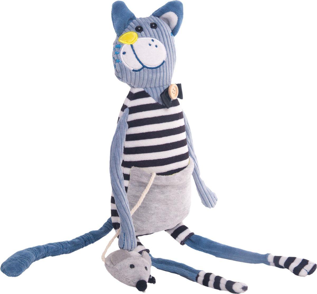 """Мягкая игрушка Gulliver Лисы и Длиннолапые """"Кот Уильям"""", 51-T78035A, 21 см  #1"""