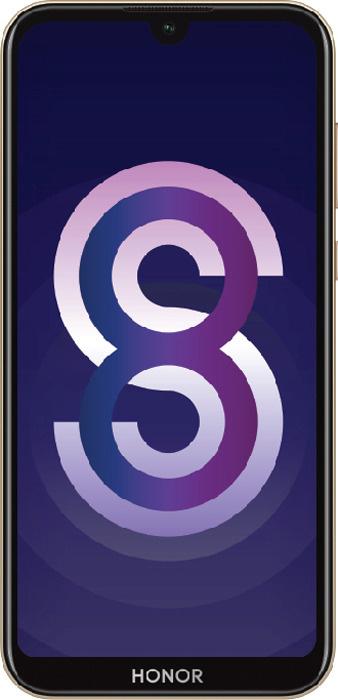 Смартфон Honor 8S 2/32GB, золотой #1