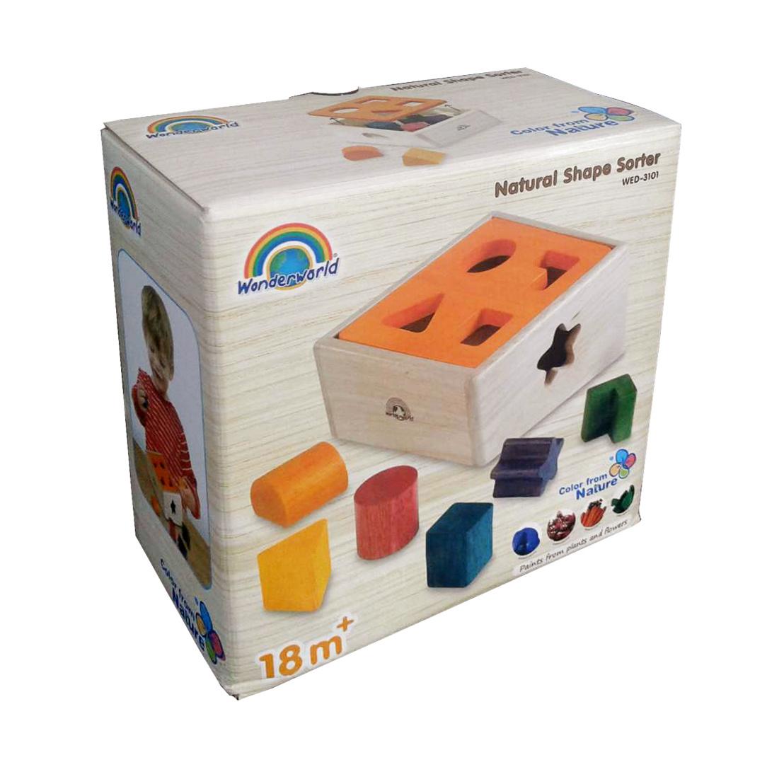 Сортер Wonderworld Products Co., Ltd. WED-3101 #1