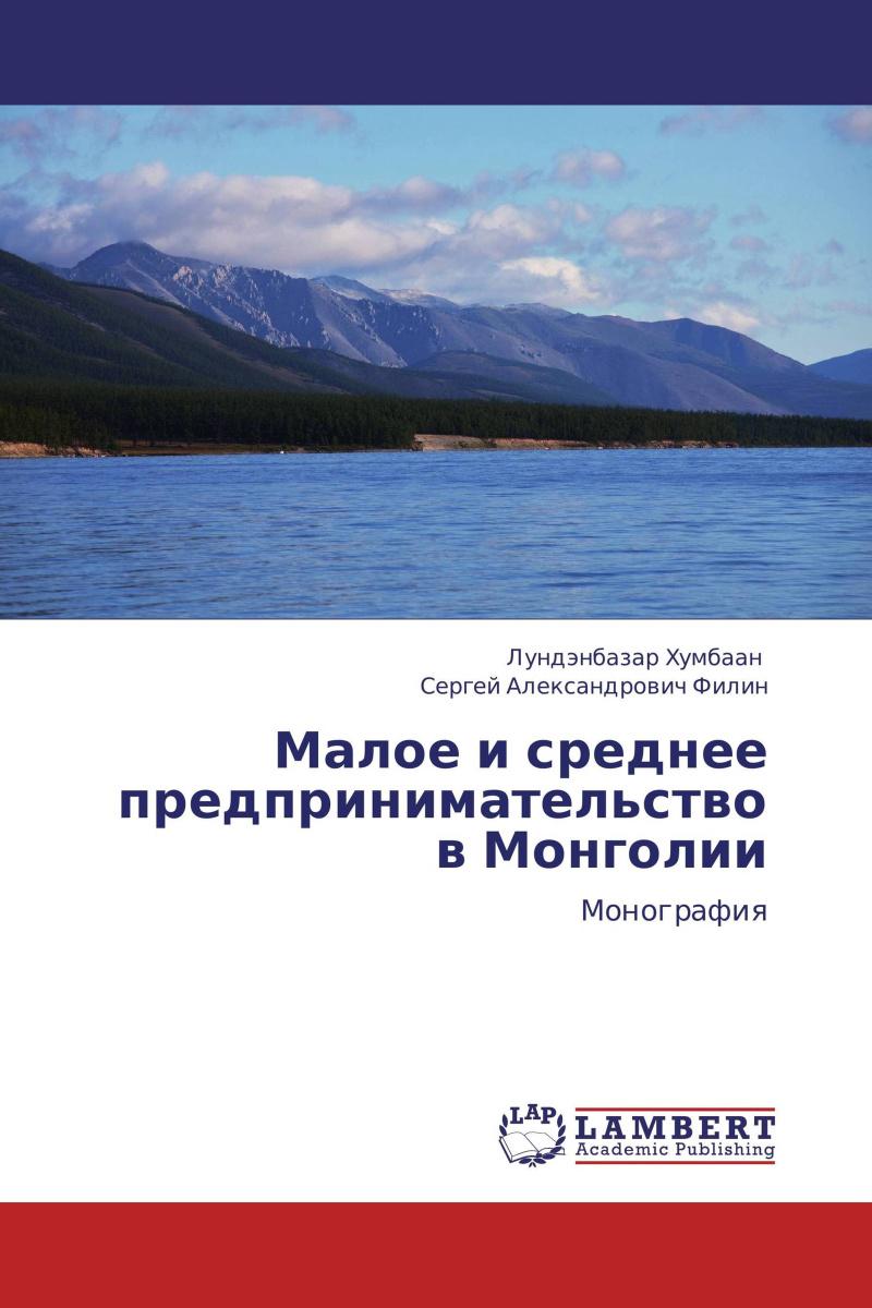 Малое и среднее предпринимательство в Монголии #1