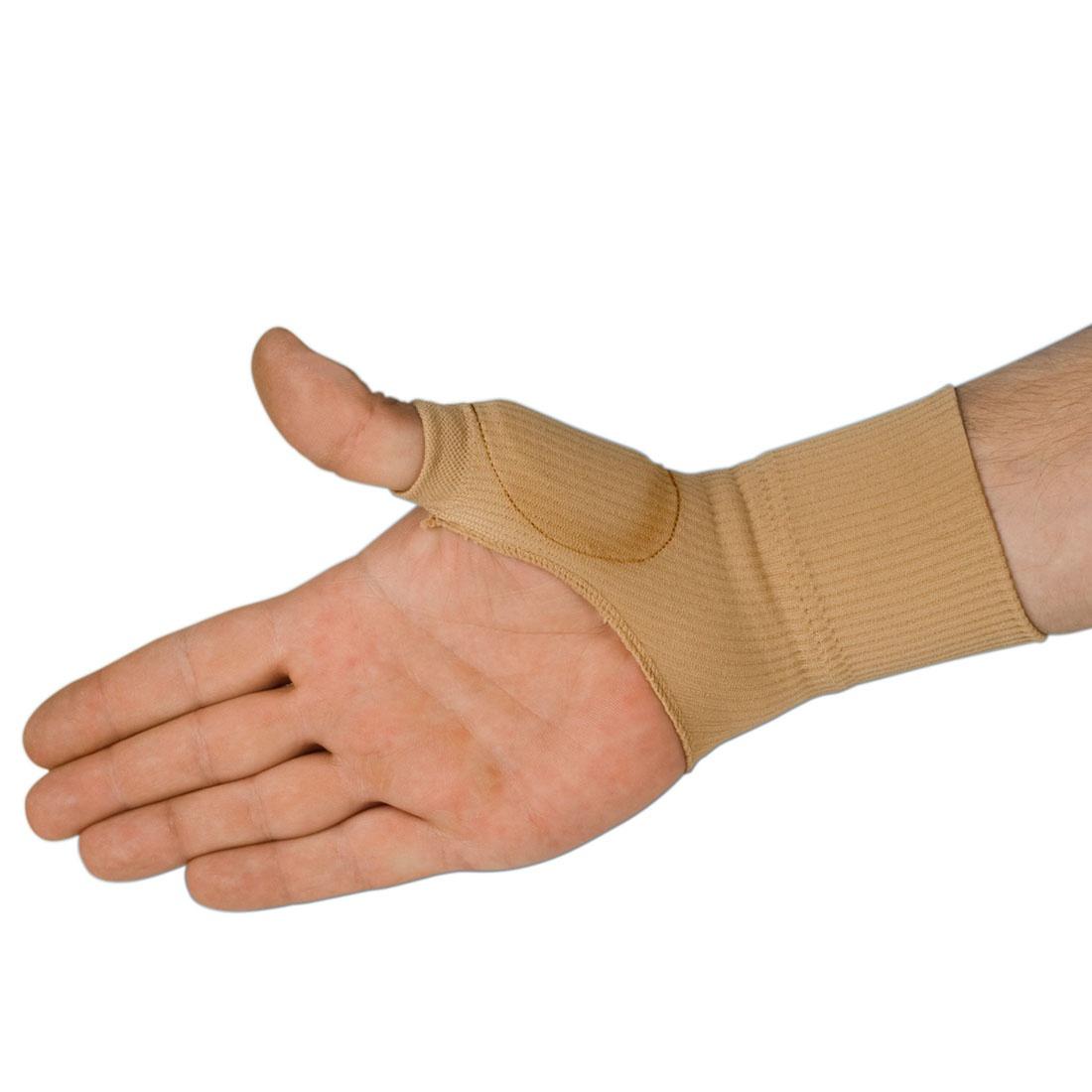 Бандаж для большого пальца руки, с гелем #1
