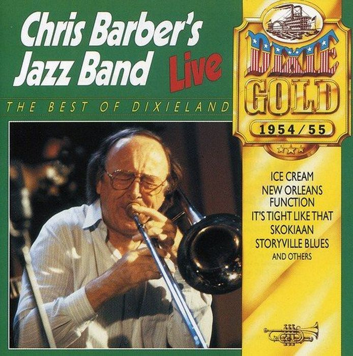 Chris Barber's Jazz Band. Live In 1954 & 1955 #1