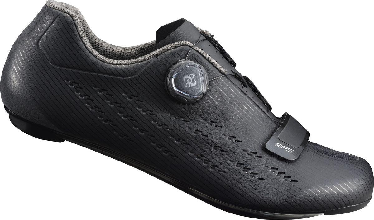 Велотуфли мужские Shimano, цвет: черный. SH-RP501. Размер 40 (39) #1