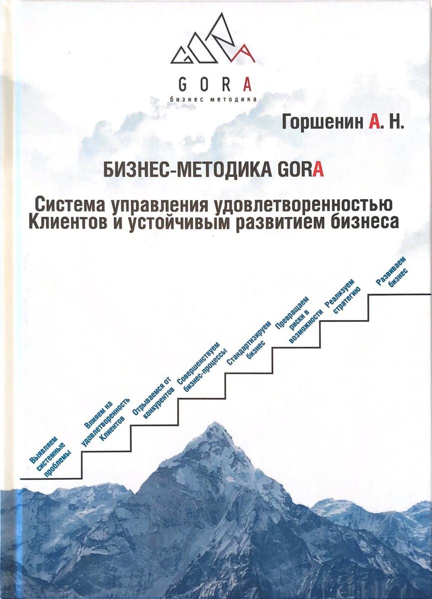 Система управления удовлетворенностью Клиентов и устойчивым развитием бизнеса. Методика GORA  #1