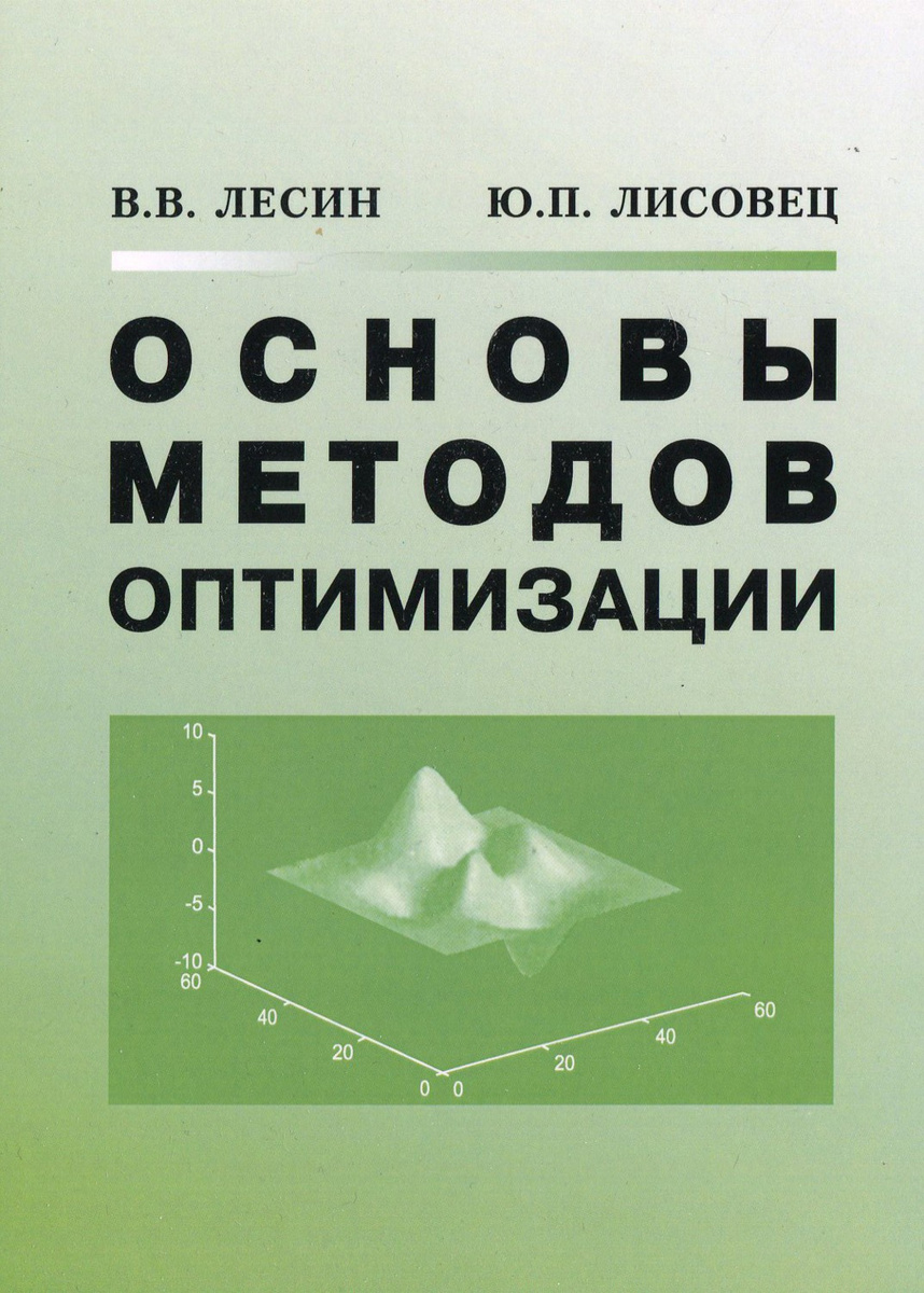 Основы методов оптимизации #1