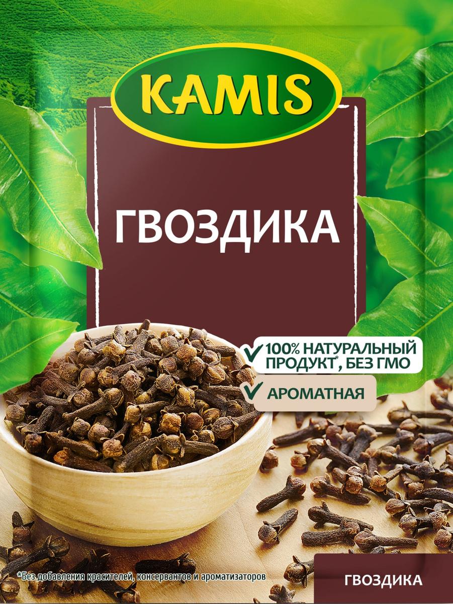 """Моно приправа Kamis """"Гвоздика"""", 10 г #1"""
