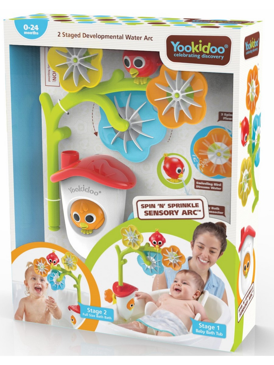 Игрушка для ванной Yookidoo 40158 #1