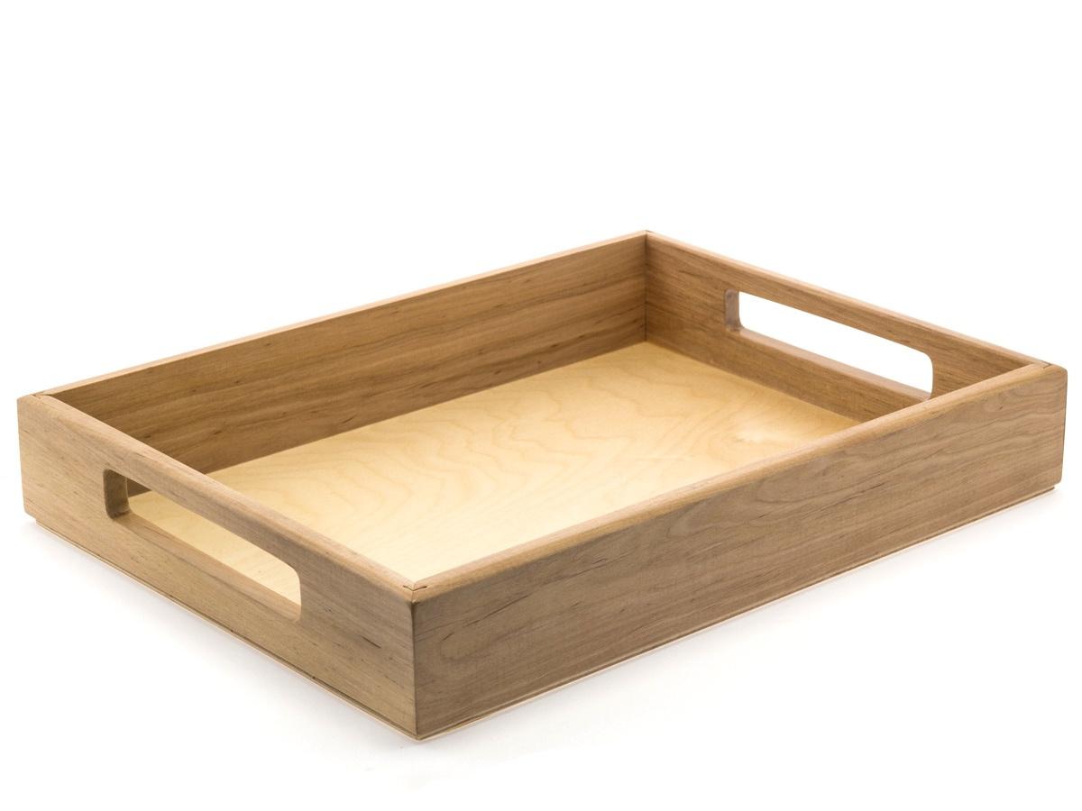 Поднос деревянный #1