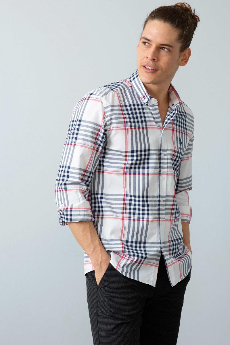 Рубашка U.S. POLO ASSN #1
