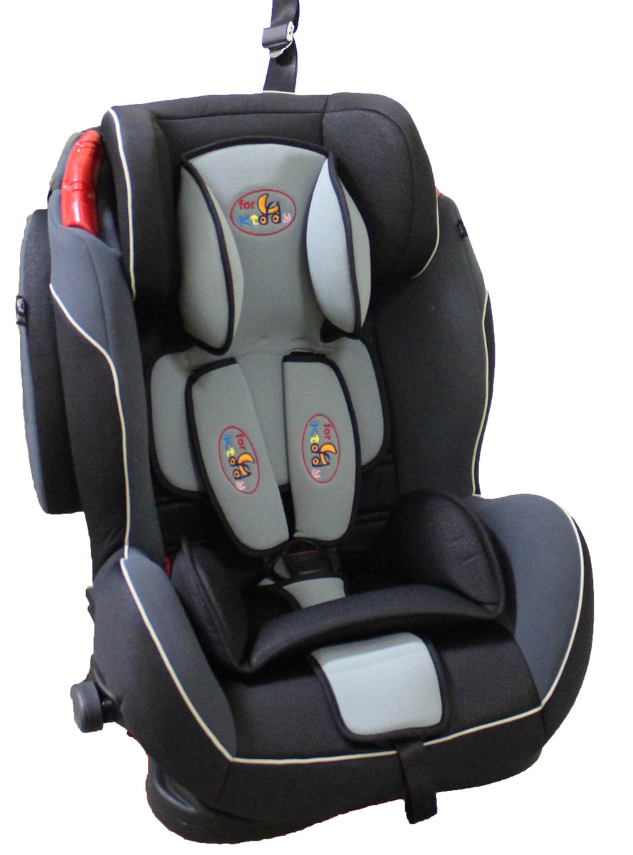 Автокресло Forkiddy Primary IsoFix Grey #1