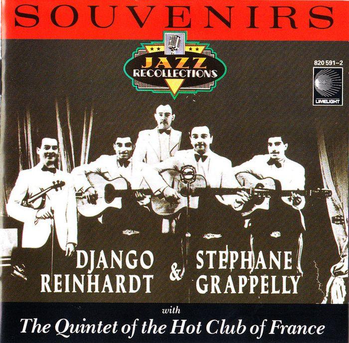 Django Reinhardt. Souvenirs #1