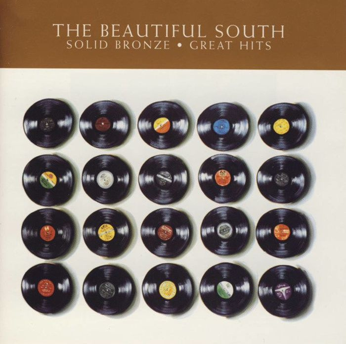 The Beautiful South. Solid Bronze - Great Hits #1
