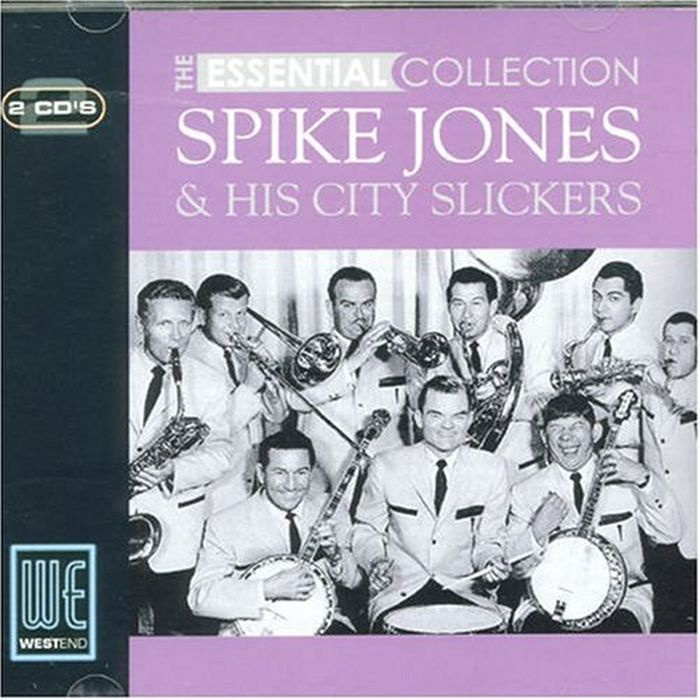 Spike Jones. Jones - Essential Collection (2 CD) #1