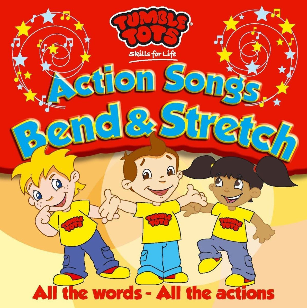 Tumble Tots. Tumble Tots - Action: Bend & Stretch #1