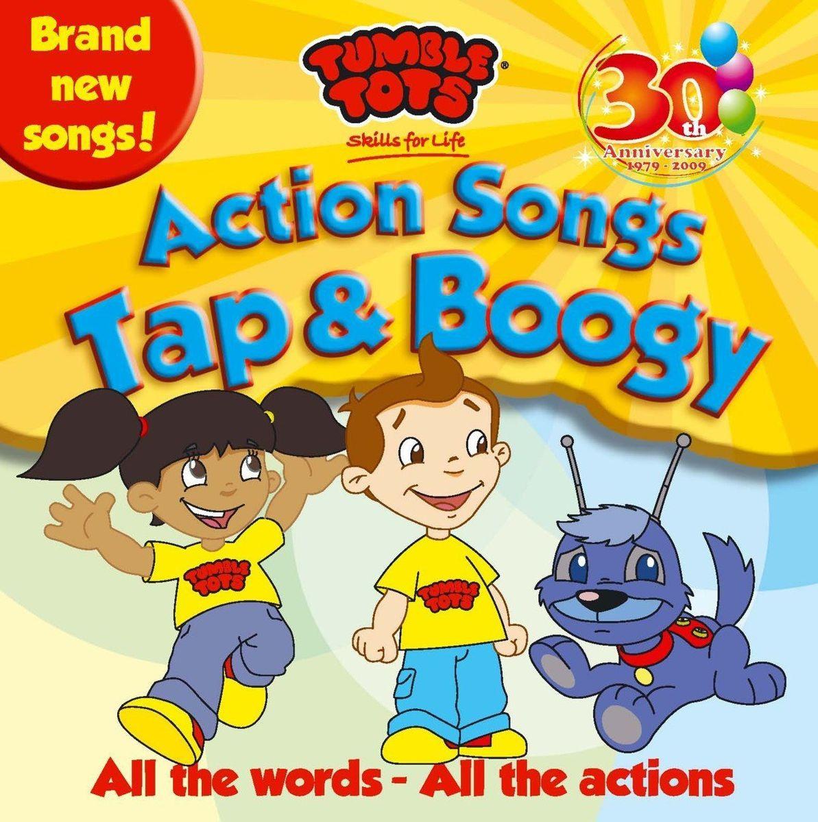 Tumble Tots. Tumble Tots - Action:Tap & Boogy #1