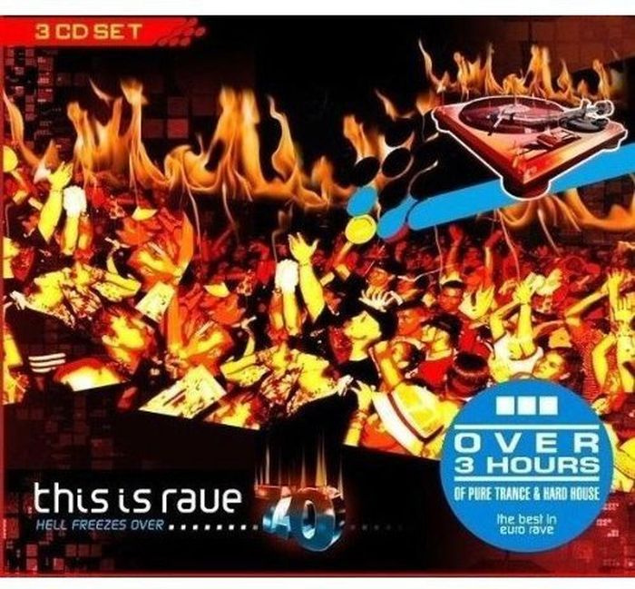 Various Artists. This Is Rave 7 - Hell Freezes Over (3 CD) #1