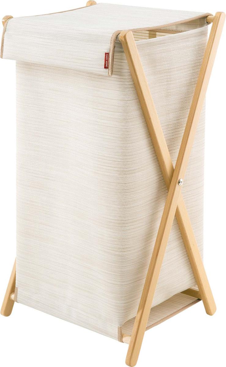 Корзина для белья Casy Home, 30 х 25 х 60 см #1