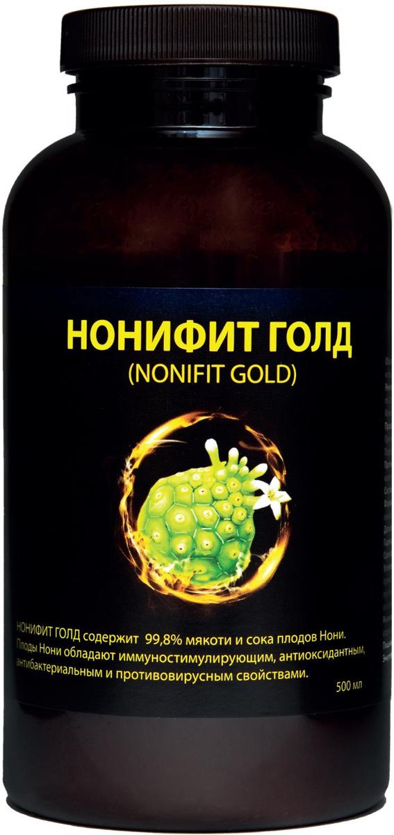 Ферментированный сок нони с мякотью НОНИФИТ ГОЛД 500 мл #1