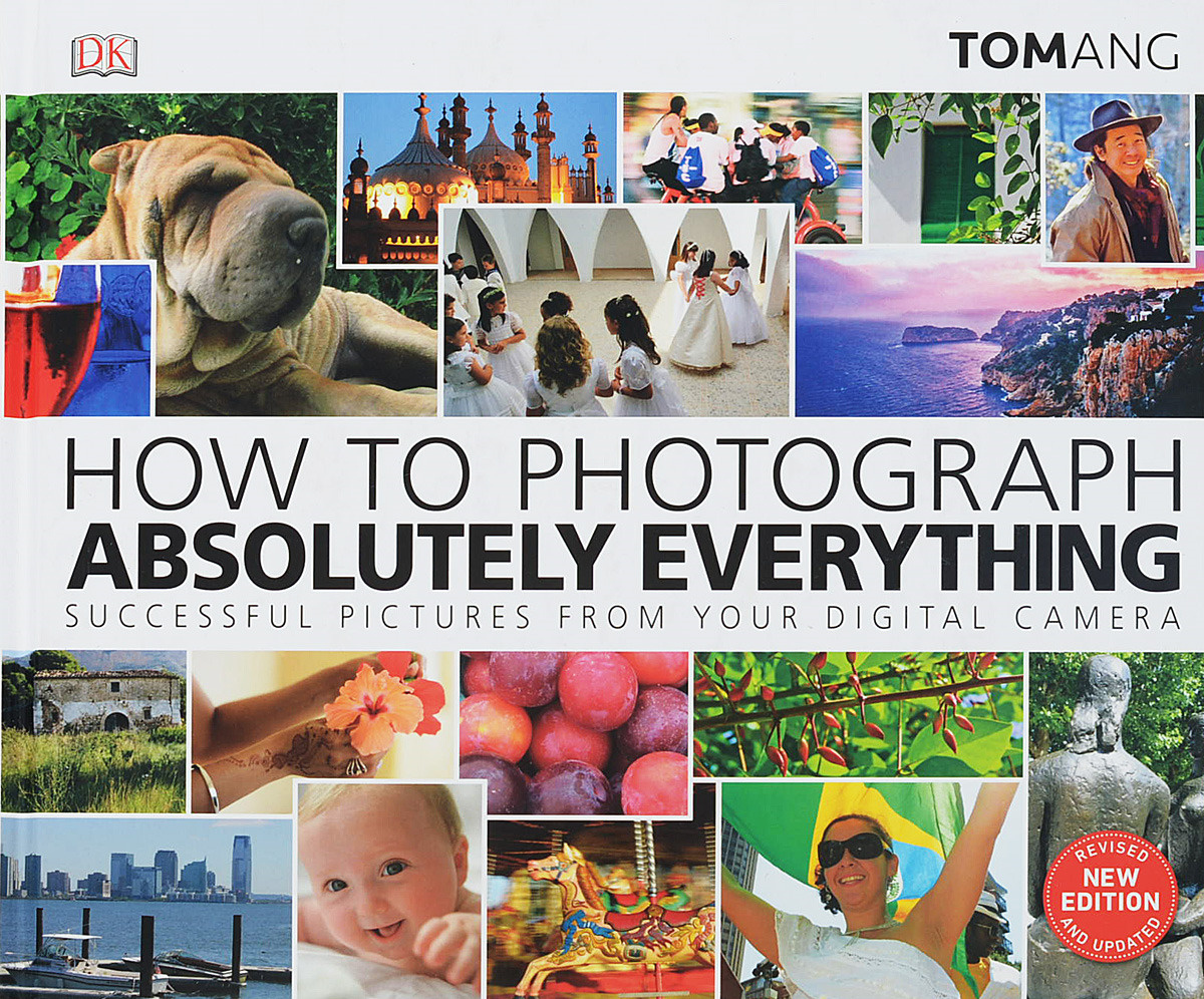 How to Photograph Absolutely Everything | Энг Том #1