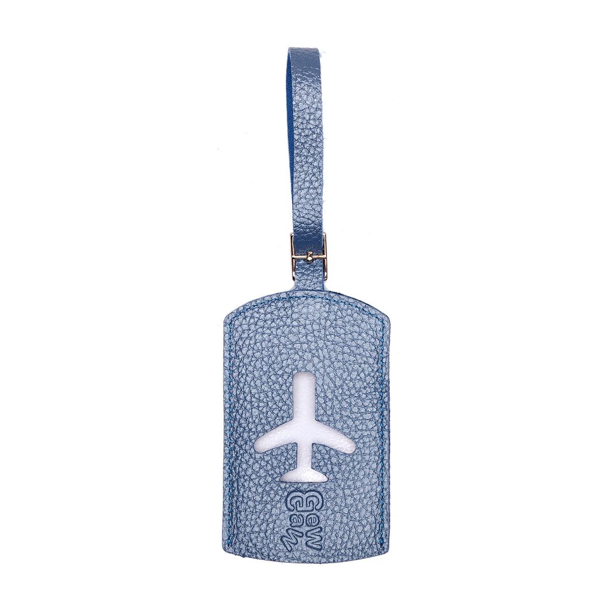 Обзор багажных бирок для чемоданов