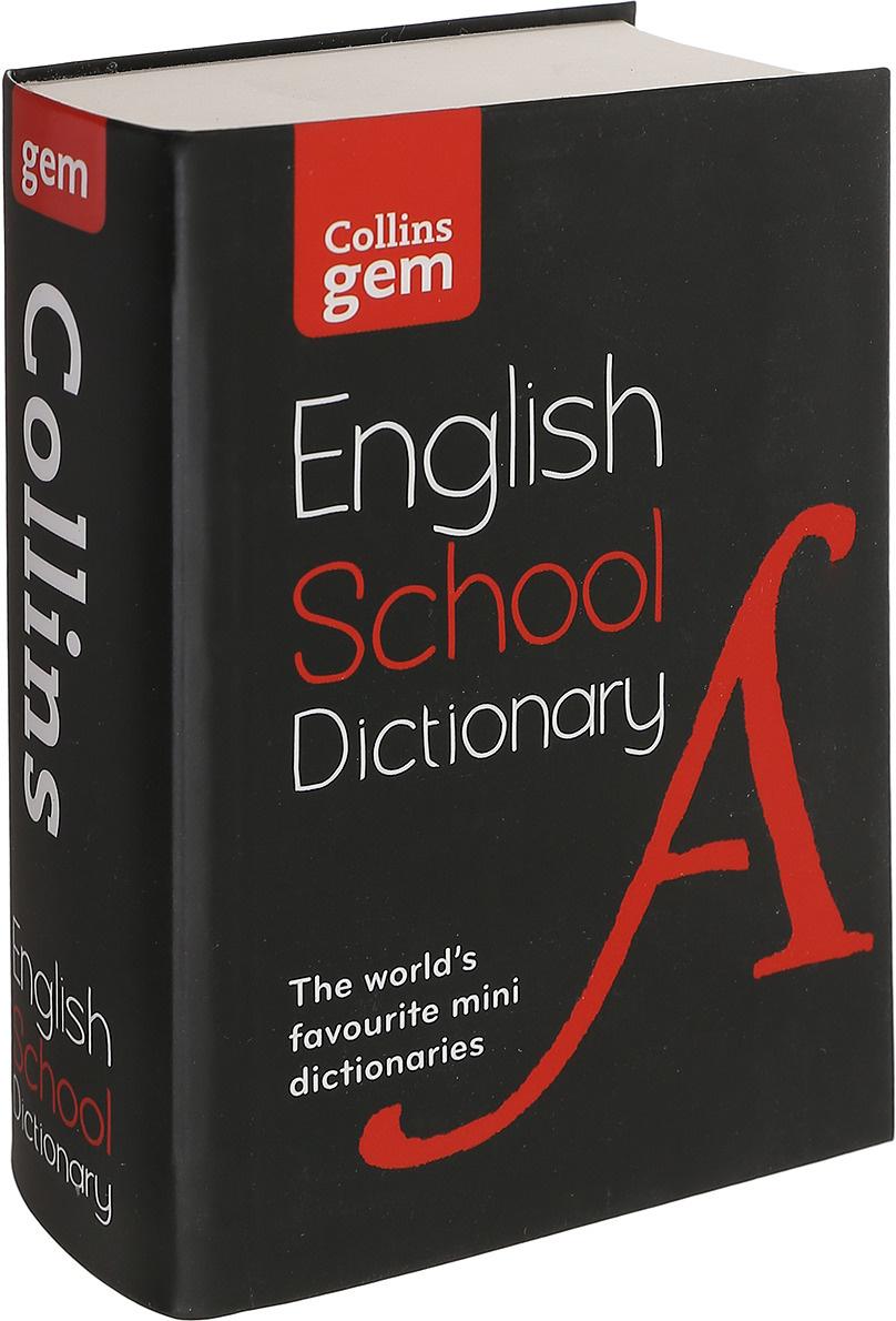 Collins Gem School Dictionary #1