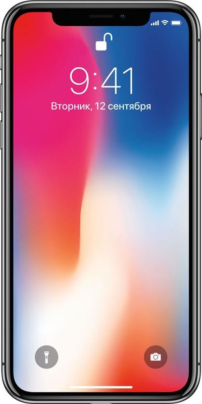 27ec0b04a8c18 Смартфон Apple iPhone X 64 GB, серый космос — купить в интернет-магазине  OZON с быстрой доставкой