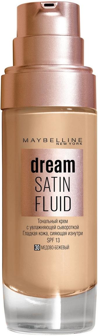 maybelline new york тональный крем флюид