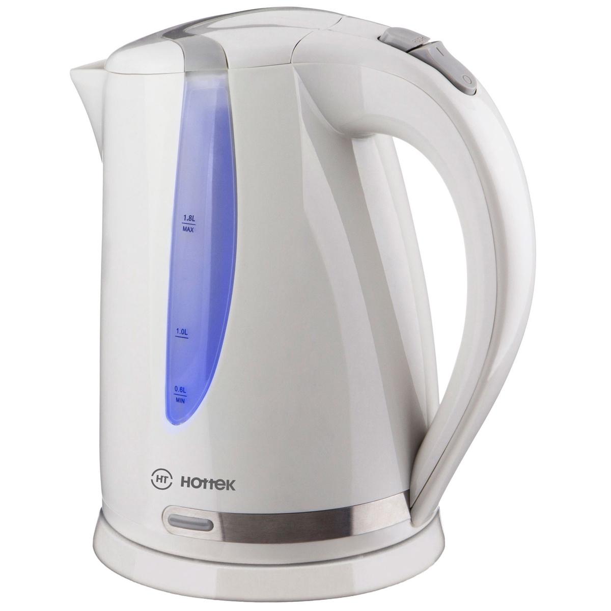 Электрический чайник Hottek 960-004, белый #1