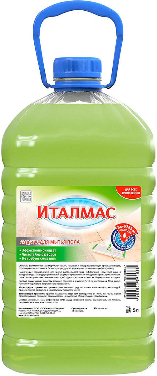 """Средство для мытья полов Италмас """"Антибактериальный"""", 5 л  #1"""