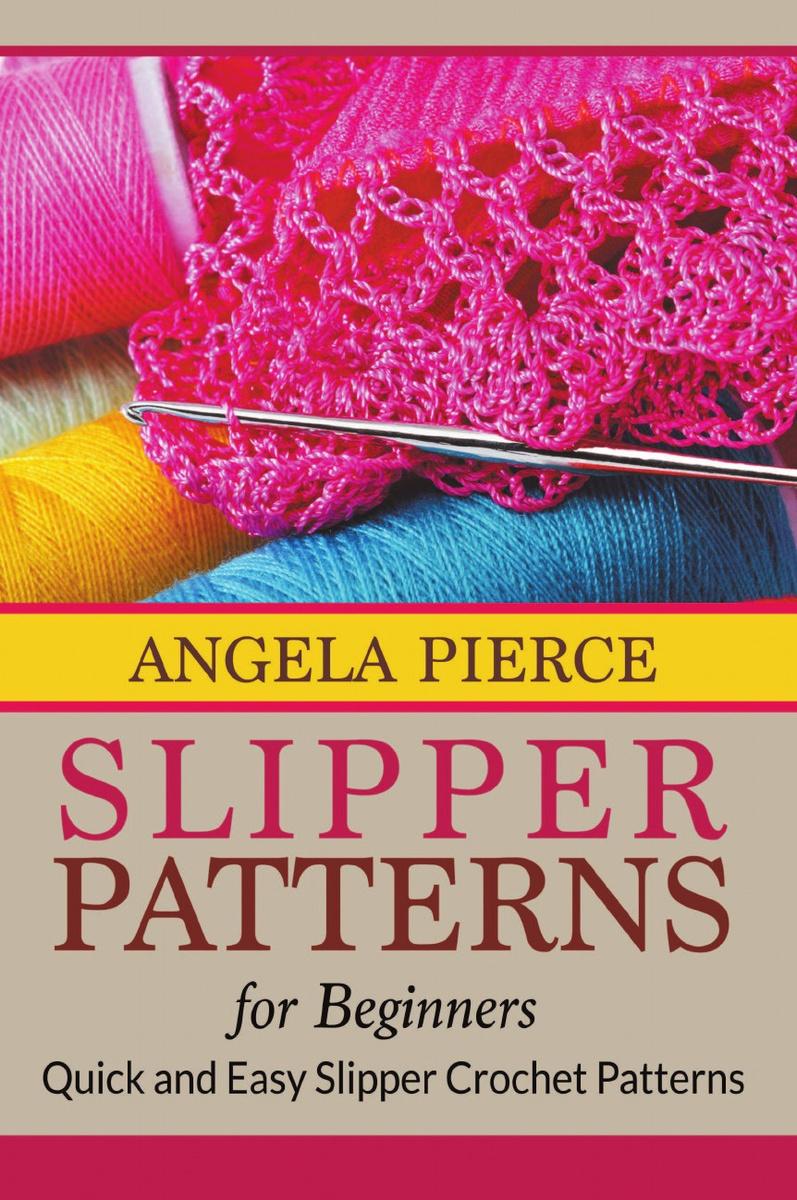Slipper Patterns For Beginners. Quick and Easy Slipper Crochet Patterns #1