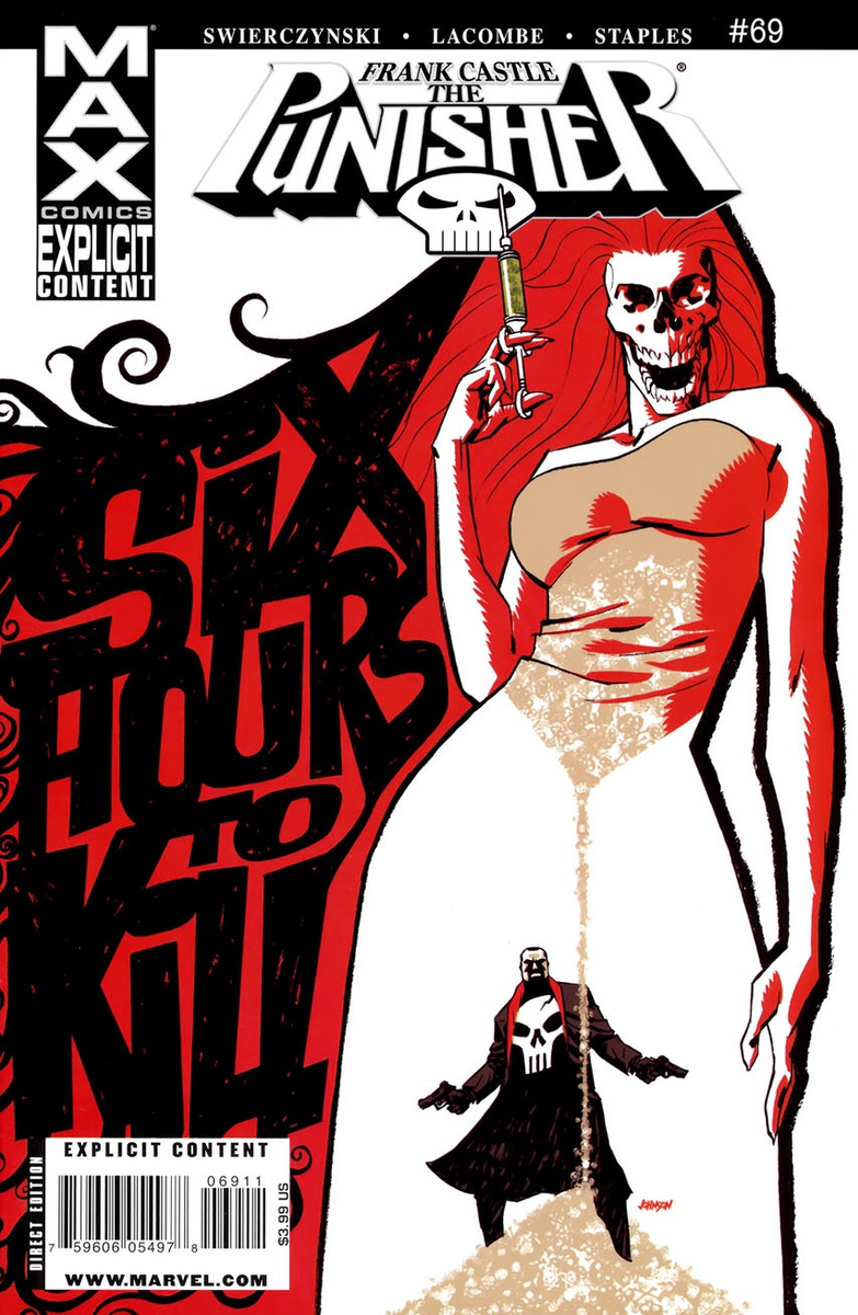 Punisher (2004 7th Series) Max #69 #1