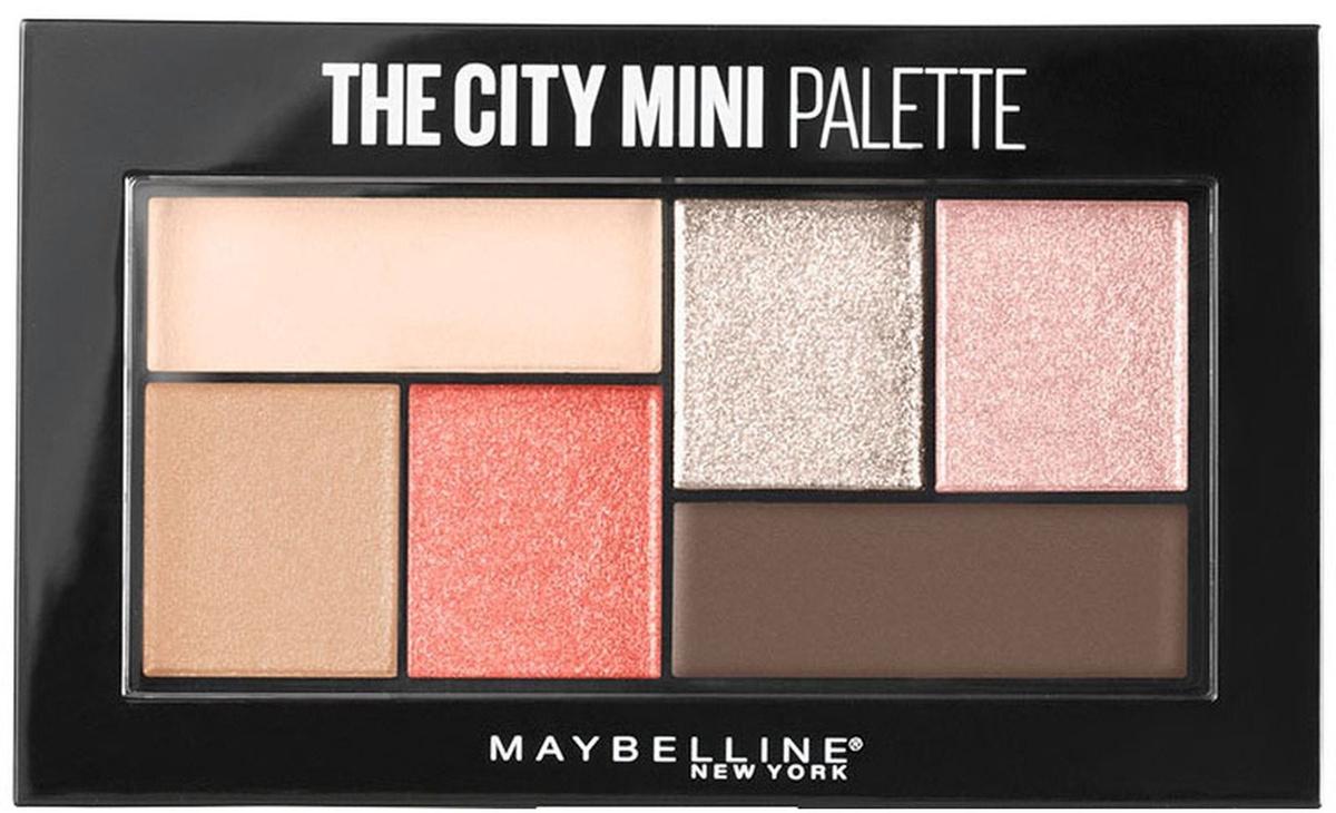 "Maybelline New York Палетка теней для глаз ""The City Mini"", оттенок 430, Downtown Sunrise  #1"