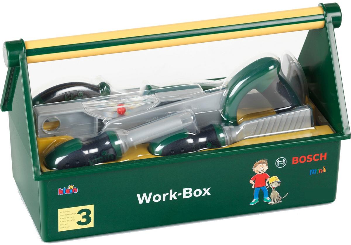 Игровой набор Klein Bosch, ящик с инструментами #1