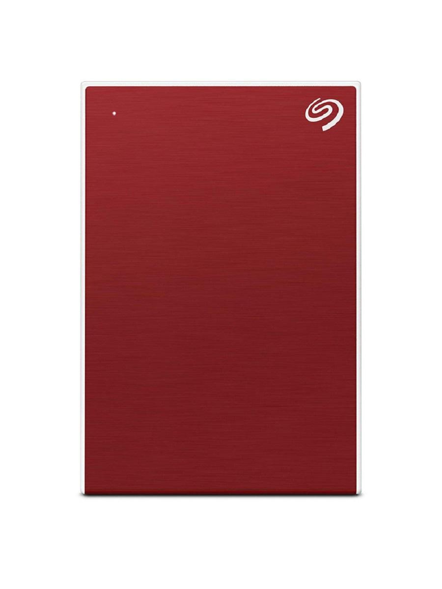 1 ТБ Внешний жесткий диск Seagate Backup Plus Slim (STHN1000403), красный #1