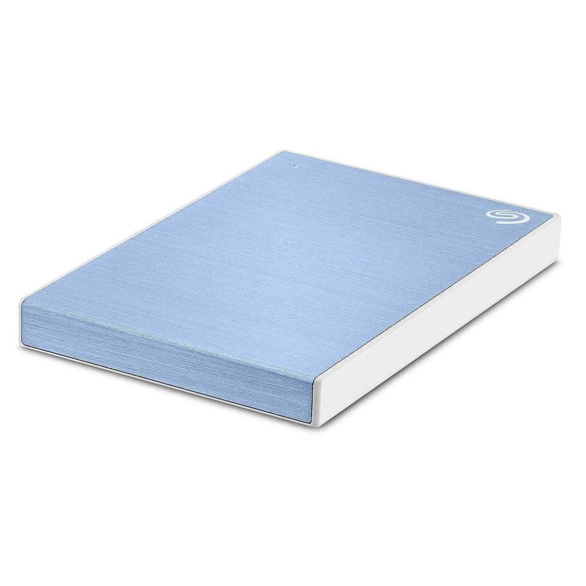 1 ТБ Внешний жесткий диск Seagate Backup Plus Slim (STHN1000402), голубой #1