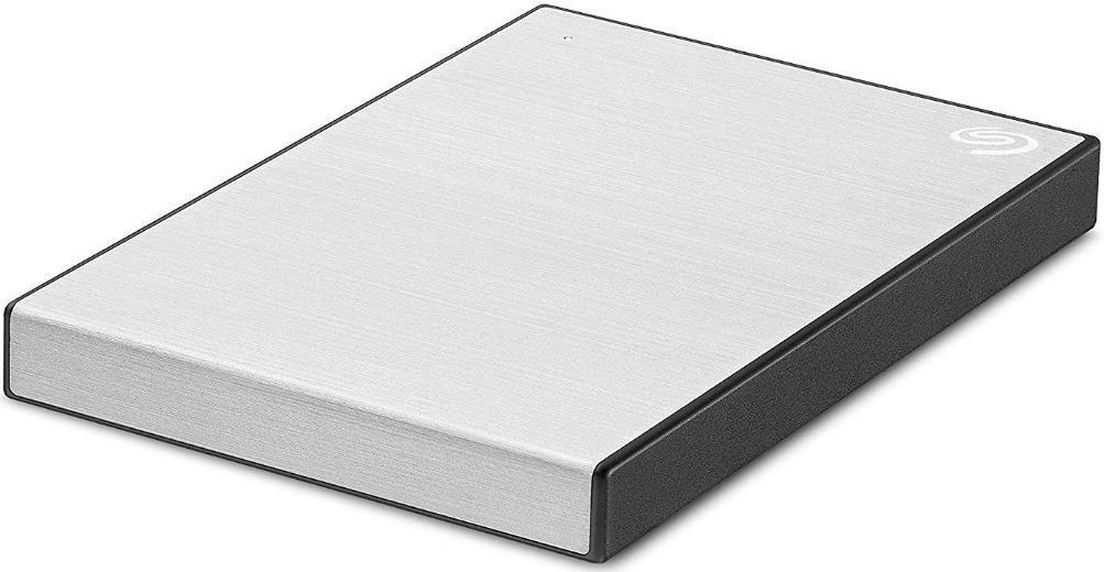 2 ТБ Внешний жесткий диск Seagate Backup Plus Slim (STHN2000401), серебристый  #1