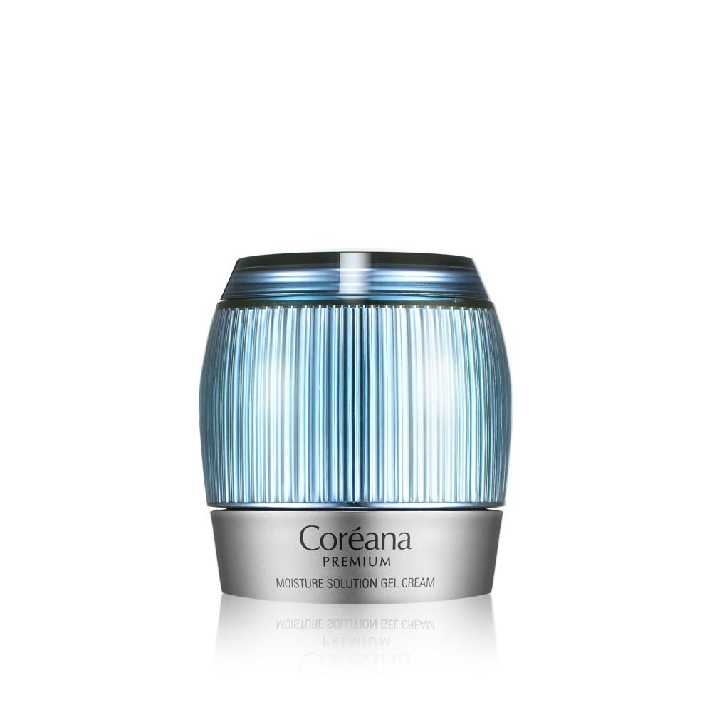 Увлажняющий гель-крем Coreana Premium Moisture Solution Gel Cream, 50ml #1