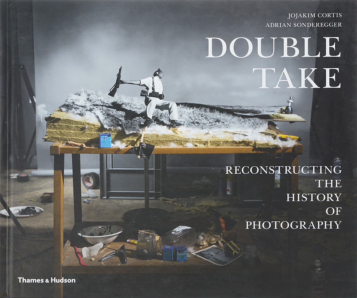Double Take: The World's Most Iconic Photographs Meticulously Re-Created in Miniature | Sonderegger Adrian, #1